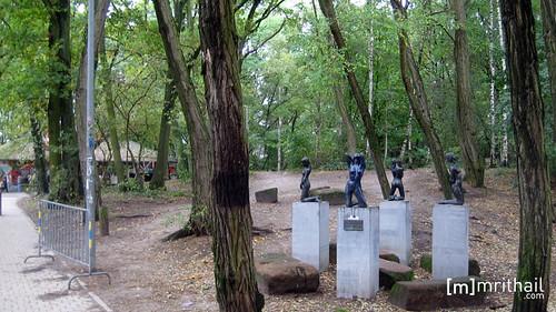 Louvain-la-Neuve - Park
