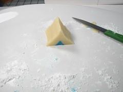 Fractal Snowflake Cupcakes - 16