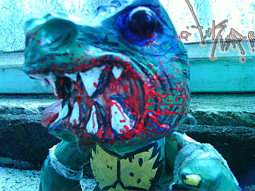tOkKA Muggs WAVE 2.0 :: Gamera - Don { Mutated Don - Stage 3 } F