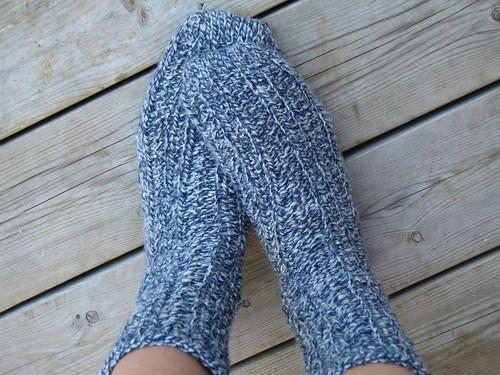 Falkgarn socks