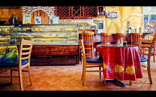 St.Tropez Bakery & Bistro