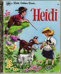 Heidi (reinap) Tags: heidi books childrens littlegoldenbook