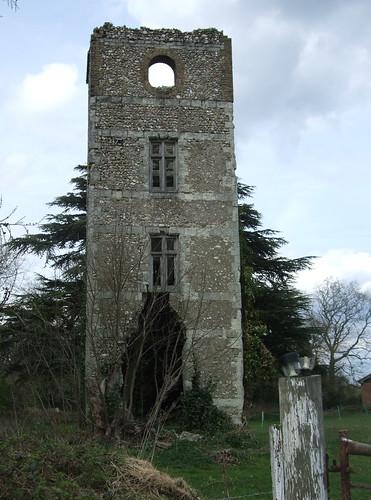 whitehilltower