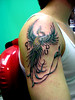 LAVORI DI TATTOO FANTASY by MARTY www.tatuaggi.it , tattoo