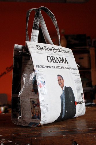 MyMomaboma - MyMom-Obama! Celebration bag by momaboma.