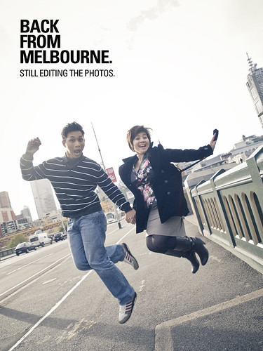 BACK FROM MELBOURNE 4