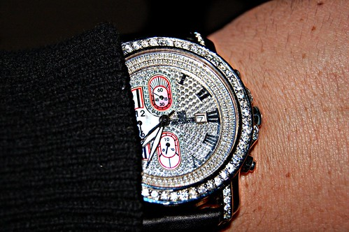 3432510207 8c7599a6ca Time for a Diamond Watch?