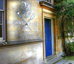 Trinity College Oxford (Dinky Do's) Tags: oxford rowing hdr brasenose sonya300