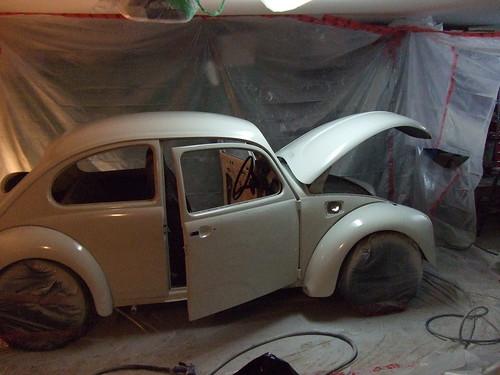 Dave's 1969 VW Beetle (56k beware)