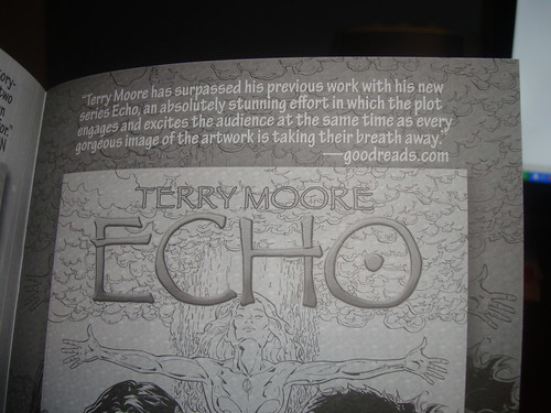 echo blurb 2