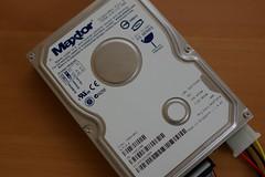 スゴ録のHDD
