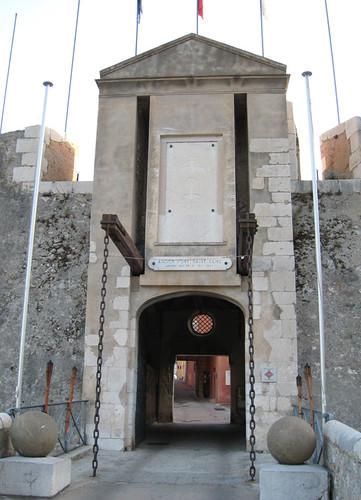 Citadel at Villefranche sur Mer