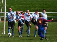 Rothesay Brandane 3 - 0 Weir Recreation (ufopilot) Tags: scotland football action soccer footy danes rothesay nonleague brandane weirrecreation caledonianleague