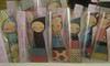 Meninas pregadeiras / Girls Brooches (Susana Tavares) Tags: original girls fabric patchwork stores acessories lojas brooches tecidos pregadeiras encomendas revenda susanatavares holesale paintedbyhand pintadoámão artistaplática