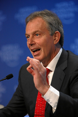 Tony Blair - World Economic Forum Annual Meeting Davos 2009