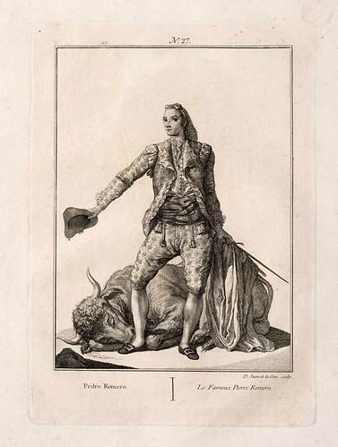 008-El famoso Pedro Romero 1777-1788