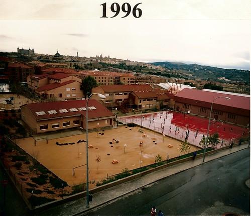 Colegio de Infantes de Toledo en 1996