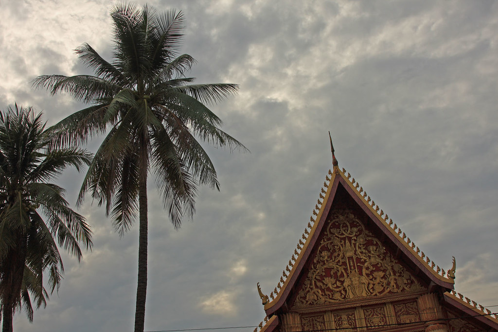 Vang Vieng i Vientiane