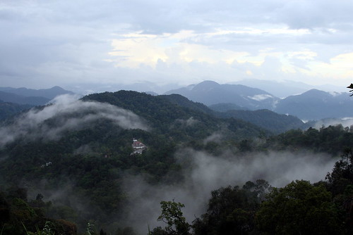 Fraser's Hills view