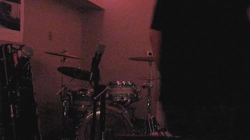 drumming (kind of)