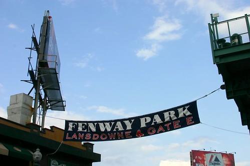 Fenway memories