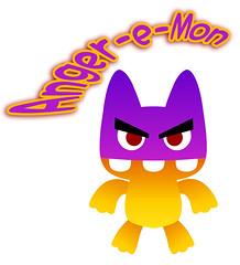 Anger-e-Mon
