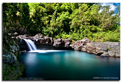 The Emerald Pool (DanielKHC) Tags: pool reunion digital river island waterfall interestingness high nikon long exposure dynamic rivire explore range fp frontpage emerald dri hdr blending iledelareunion d300 dynamicrangeincrease nd400 danielcheong danielkhc tokina1116mmf28 cascadelangevin