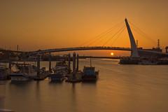 DSC079171 (Jon T.) Tags: wharf taipei sunrisesunset 2009 sony1635