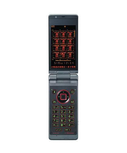Docomo  SH-06 NERV phones