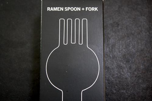 Ramen Spoon + Fork