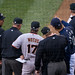 "Giants at Mariners - ""Ground Rules"""