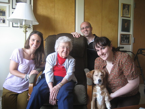 Grammy and Siblings
