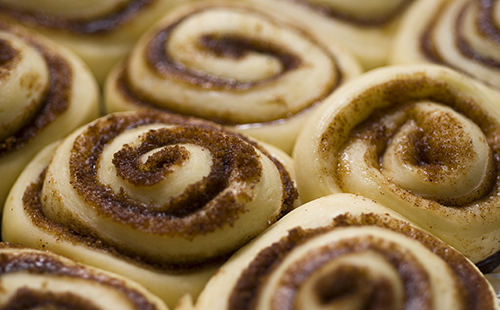 Supper Club, Cinnamon buns