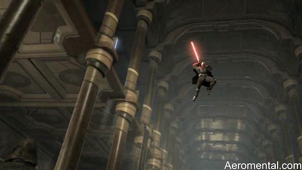 Star Wars Old Republic salto Sith