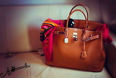Elegance ,, (A.A.A) Tags: leica by bag airplane photography gold flight shawl hermes edit sarab amna birkin m82 abdulaziz althani 40cm thaanx bnbnn tohoboho