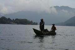 On Lago de Atitlán