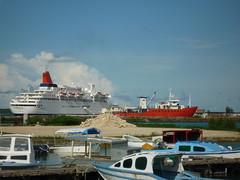 Nippon Maru (andre_tancredi) Tags: port puerto tonga nukualofa swy swy21
