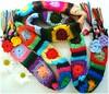 De colores, cachecol de crochê (Lidia Luz) Tags: scarf square handmade crochet afghan granny cachecol crochê lidialuz