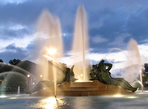Logan Circle - Swann Memorial Fountain