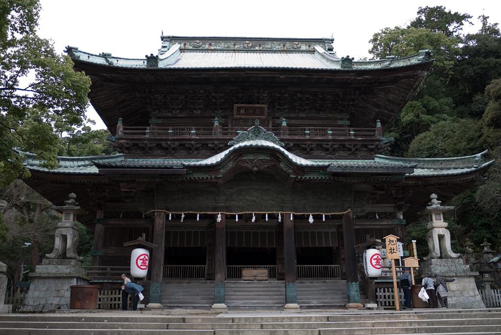 Kotohira-gu Asahi-sha