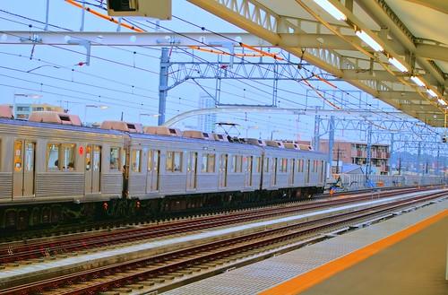 Takatsu Station(HDR)
