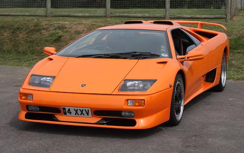 フリー画像| 自動車| スポーツカー| スーパーカー| ランボルギーニ/Lamborghini| ランボルギーニ ディアブロ| Lamborghini Diablo SV| イタリア車|    フリー素材|