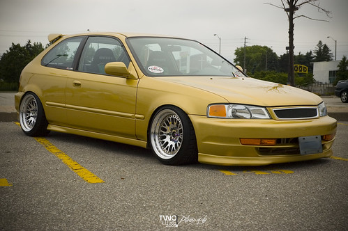 There has been a lot of talk about this gorgous el clipped civic