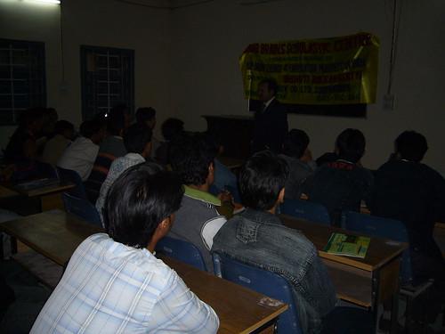 Patna, NIT Workshop, Dec 26 - 2006