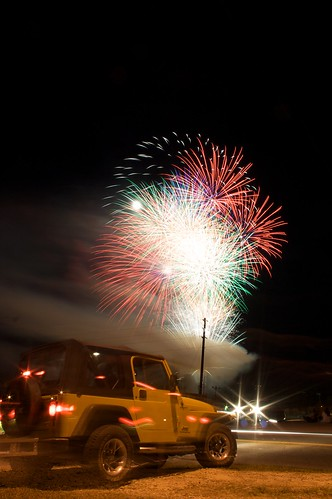 Franklin Ga Fire Works