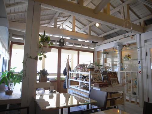 カフェ『パトリ』@奈良市椿井町