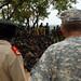 Building capacity: U.S. Army Africa command team visits peacekeeping training sites in Rwanda, Burundi - Natural Fire 10 - 091022