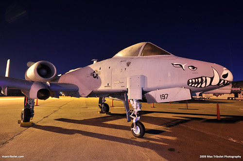 Airplane picture - A-10 Thunderbolt II