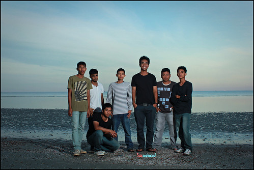 Friends by Faiz Mahmood