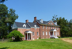 Harmony Hall - c. 1723 - Broad Creek Historic Area MD (RJ Swanson) Tags: house md maryland georgian broadcreek harmonyhall rjswanson
